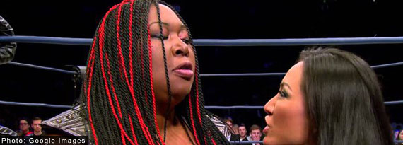 Awesome Kong released by TNA on Friday