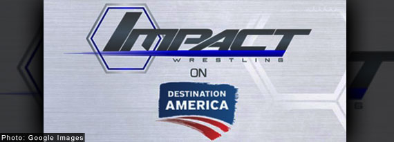 Impact Wrestling on Destination America update