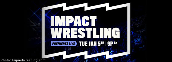 Pop TV President talks about TNA's pitch for Impact Wrestling