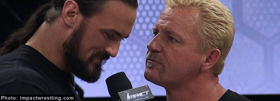 TNA Impact Wrestling Results for August 26, 2015