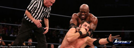 TNA Impact Wrestling Results for November 25, 2015