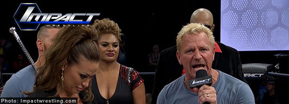 Impact Wrestling Results for September 2, 2015