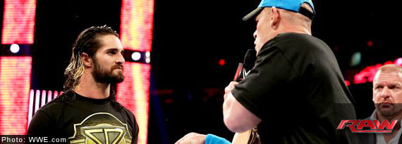 WWE RAW Results for July 27th, 2015