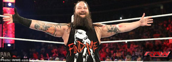 WWE RAW Results for June 29, 2015