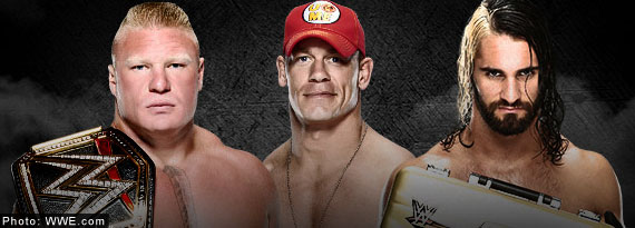 WWE Royal Rumble 2015 Preview