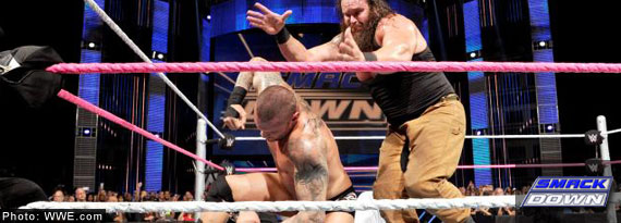 WWE Smackdown Results for October 8, 2015