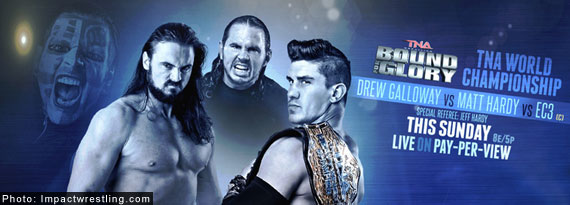 TNA Bound for Glory PPV Results for October 4, 2015