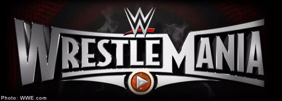 WrestleMania 31 Live Results
