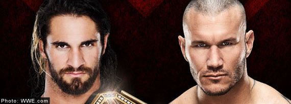 Card for tonight's WWE Extreme Rules PPV for April 26