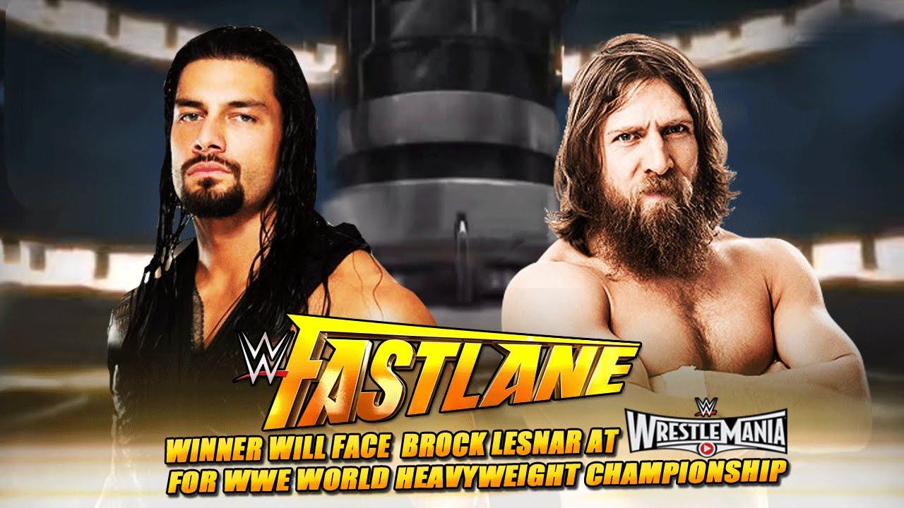 WWE Fastlane Results 2015