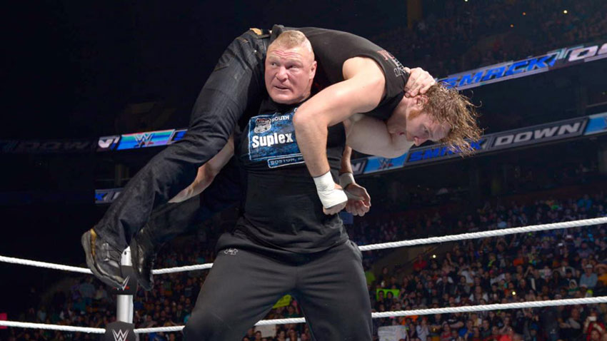 WWE Smackdown Rating 3/24/16