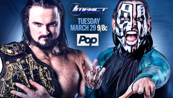 Drew Galloway Defends The TNA World Heavyweight Championship Against