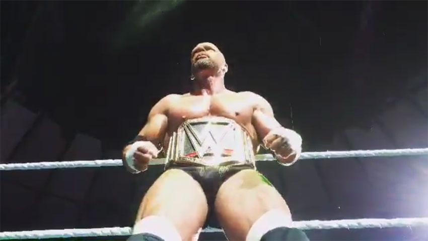 WWE Live at MSG