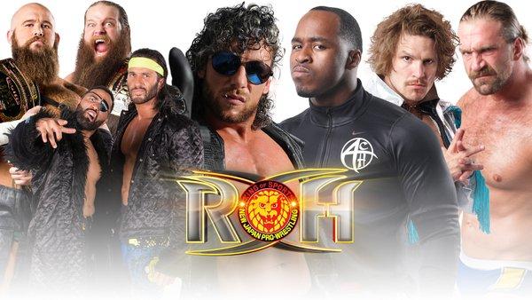 ROH on Comet TV