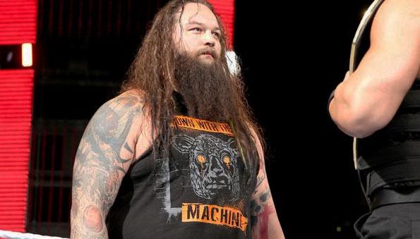 Bray Wyatt injury