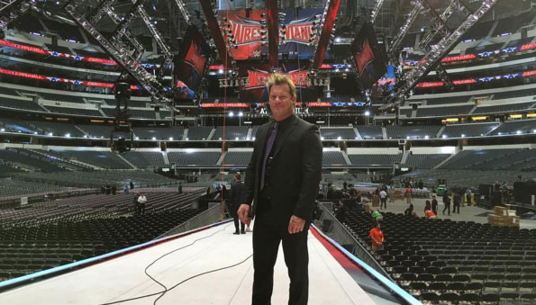 Chris Jericho taking time off