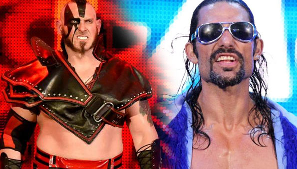 Adam Rose and Konnor suspended