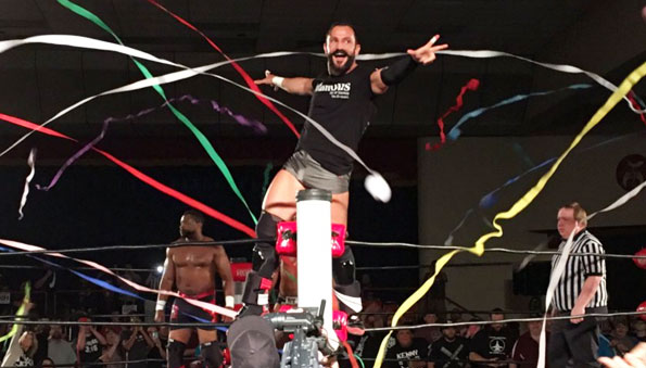 Ring of Honor Results