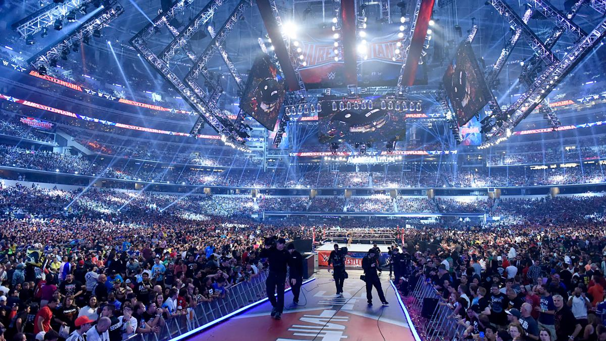 Survivor Series  Ring