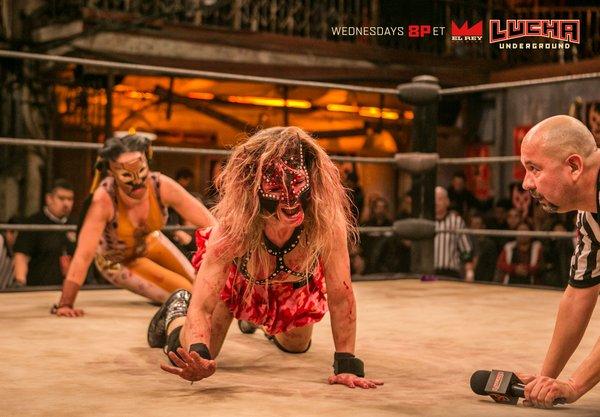 Lucha Underground Results