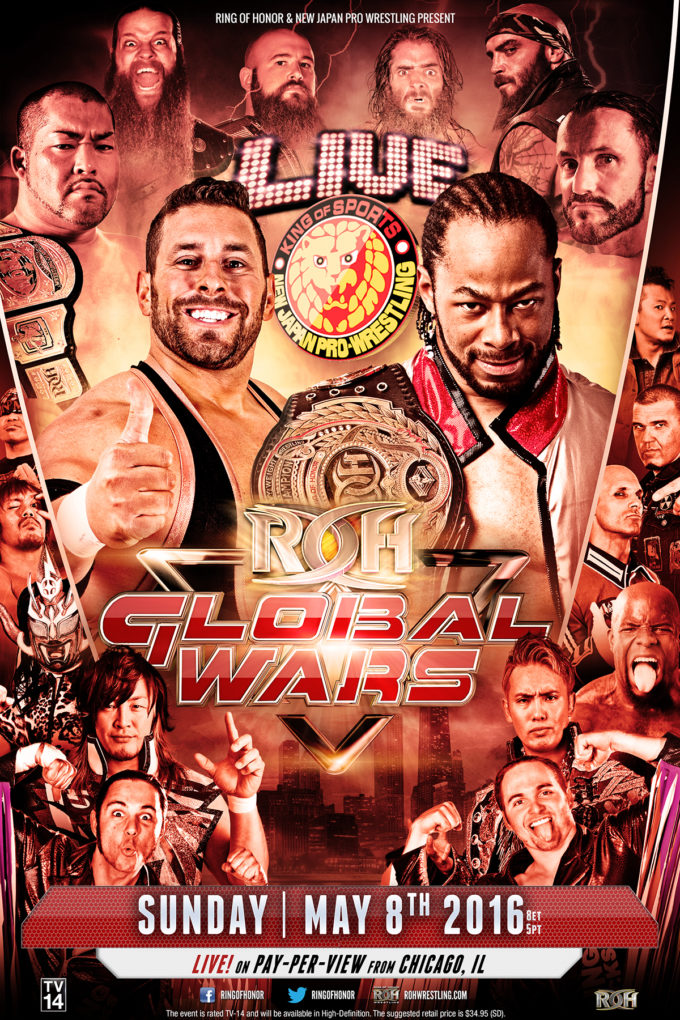 ROH Global Wars PPV
