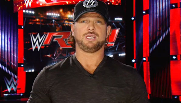 AJ Styles talks about WWE debut on ESPN