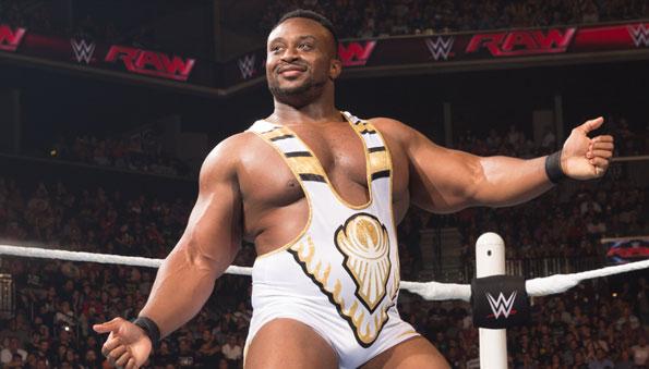 WWE star Big E