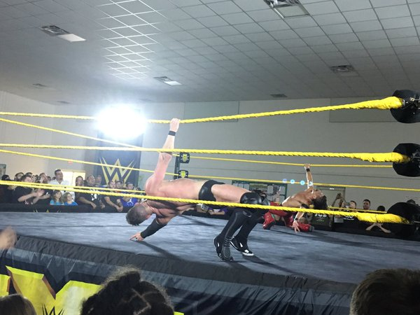 NXT Live Results: Cocoa Beach, Florida