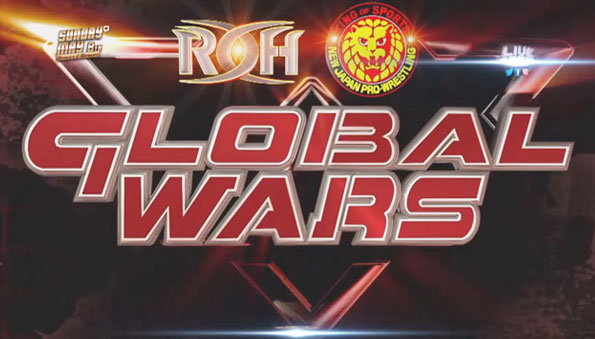 ROH Global Wars PPV Results