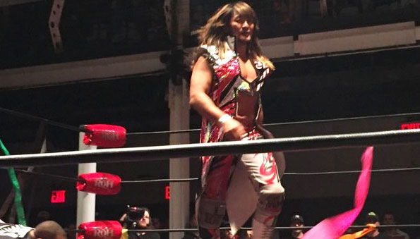 ROH Results: New York City