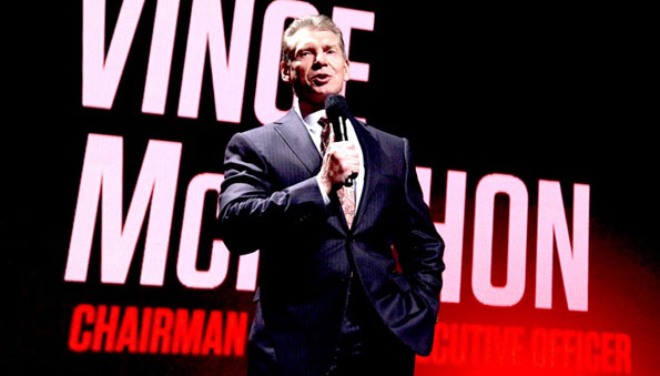 Vince McMahon sells over two million shares of WWE stock