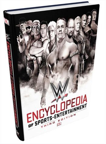WWE Encyclopedia Of Sports Entertainment,