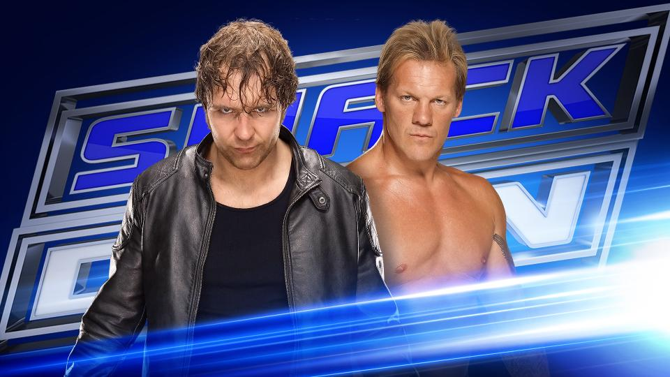 WWE Smackdown TV preview