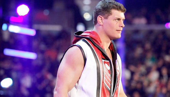 Cody Rhodes to appear at EVOLVE