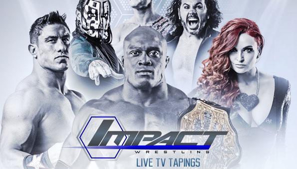 Impact Wrestling tapings