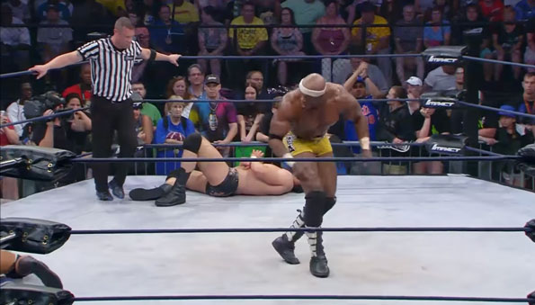 Impact Wrestling on Pop TV