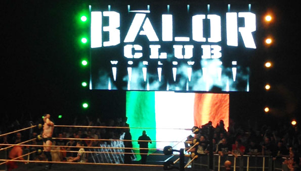 NXT Live Results: Dublin, Ireland