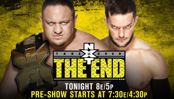 NXT TakeOver: The End