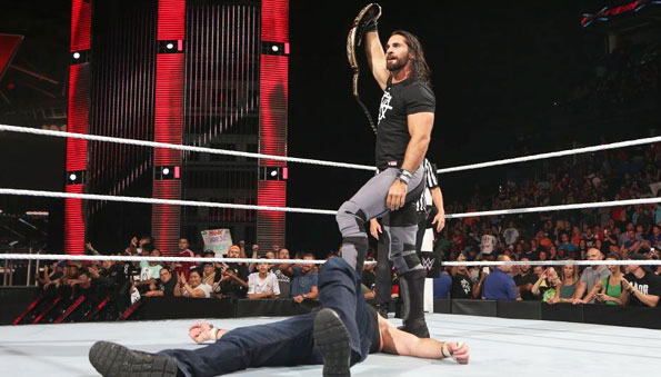 WWE RAW Results 6/27/16