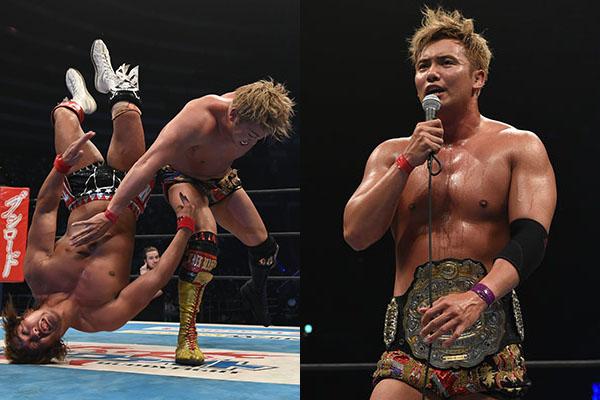 NJPW Dominion iPPV