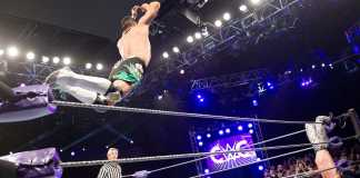 WWE Cruiserweight Classic Results