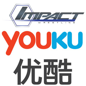 Impact Wrestling to air on Youku