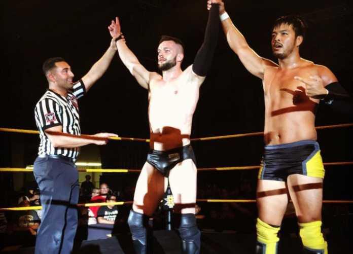 NXT Live Results: Corpus Christi, Texas