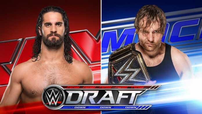 WWE Draft Picks