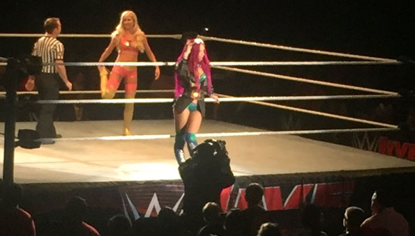 WWE Live Results: Huntington, West Virginia