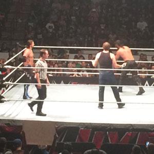 WWE Live Results: Oshawa, Ontario