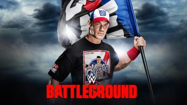 WWE Battleground PPV