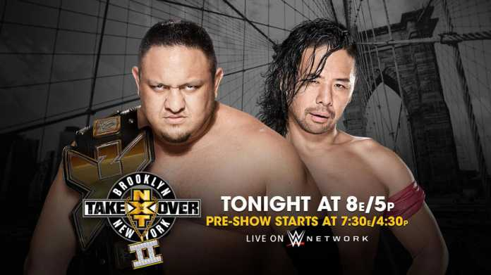 NXT TakeOver Brooklyn II
