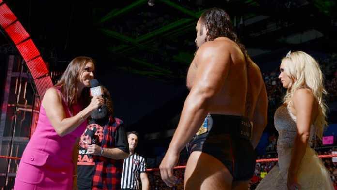 WWE RAW Viewers