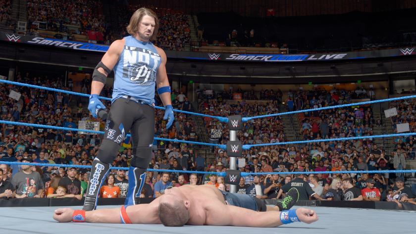 WWE Live (8/29/15) Orlando, FL - Results, Photos & Videos.